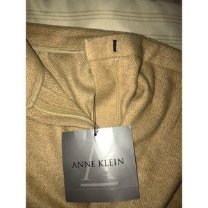 Soft Nude New Anne Klein Dress Trousers